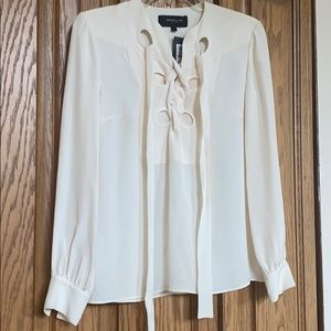 DEREK LAM NEW YORK SHIRT